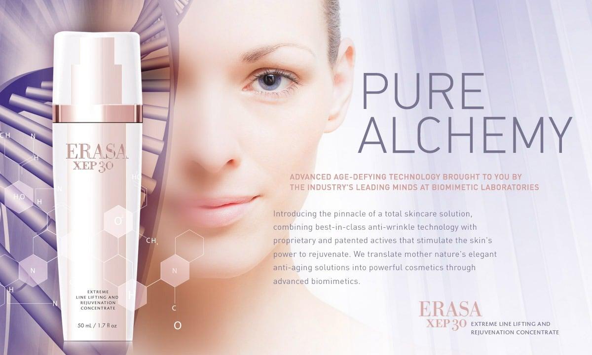 BCBD ERASA XEP 30 Pure Alchemy