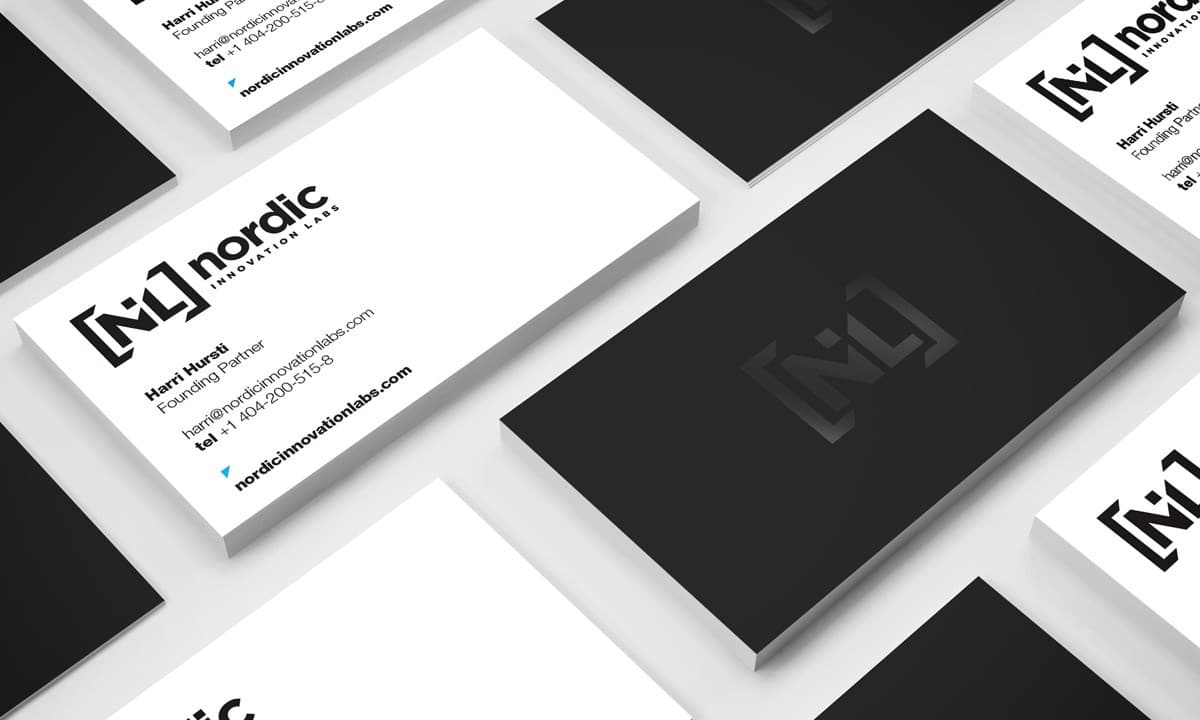 BCBD Nordic Innovation Labs Business Cards