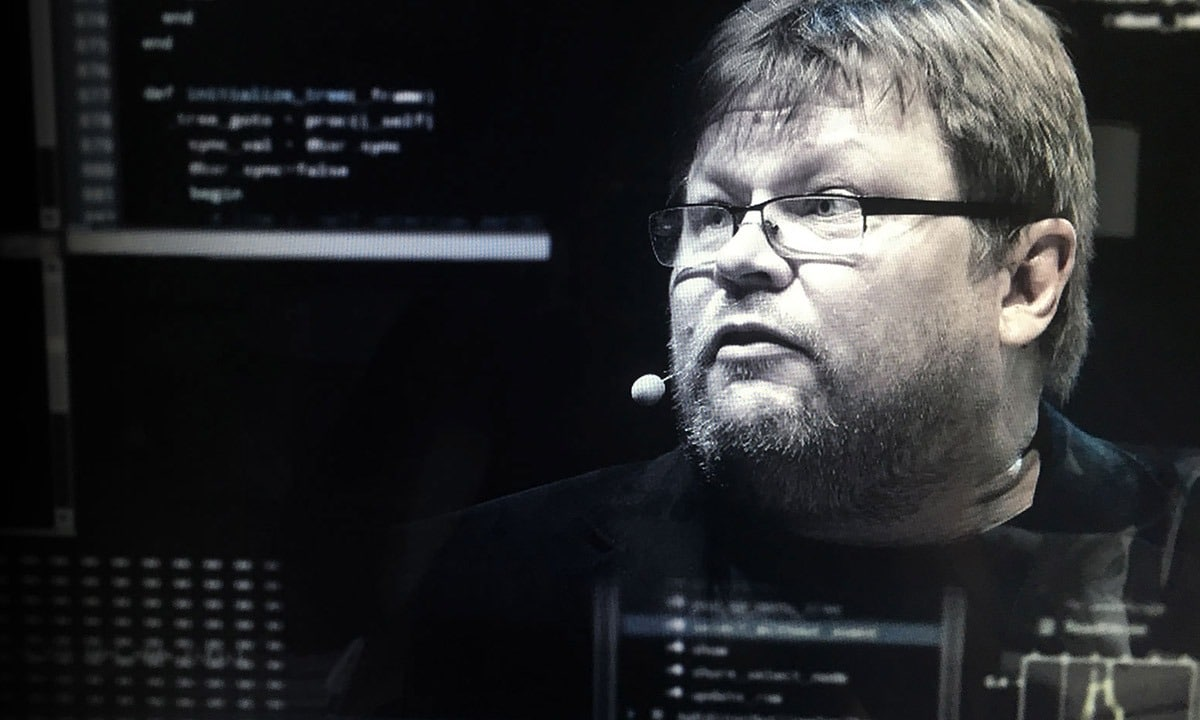 BCBD Nordic Innovation Labs Harri Hursti