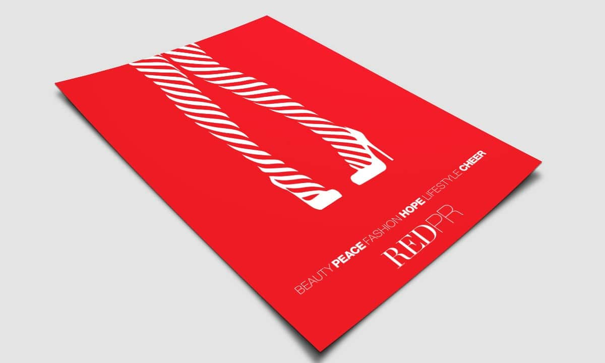 BCBD RED PR Holiday Card