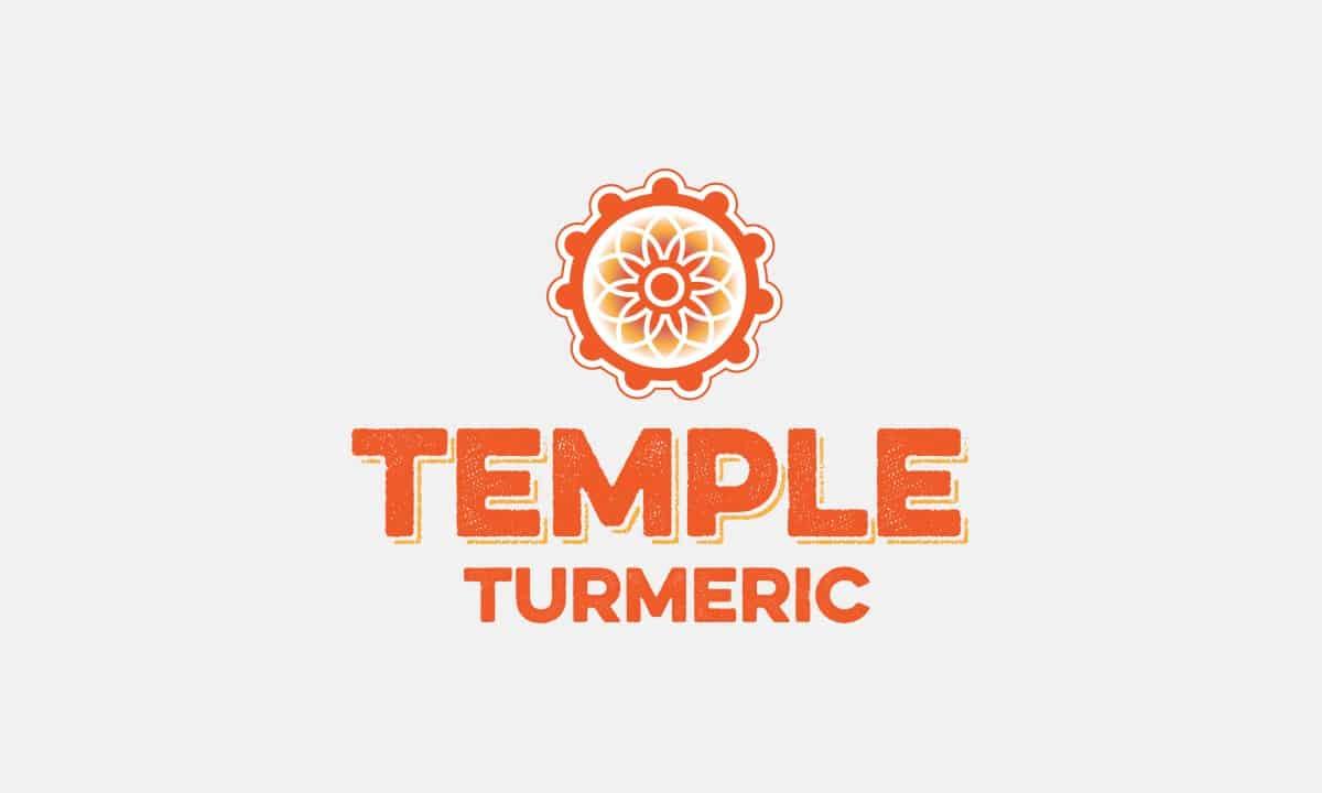 BCBD Temple Turmeric Logo