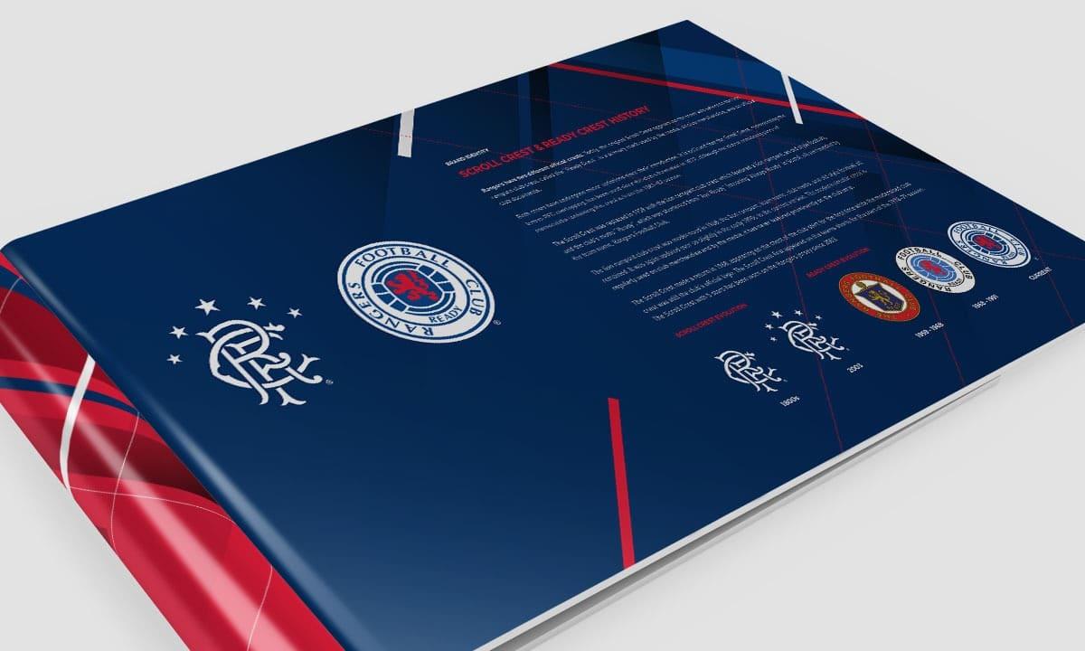 BCBD Brand Strategy Case Study Rangers FC Season Ticket Pack