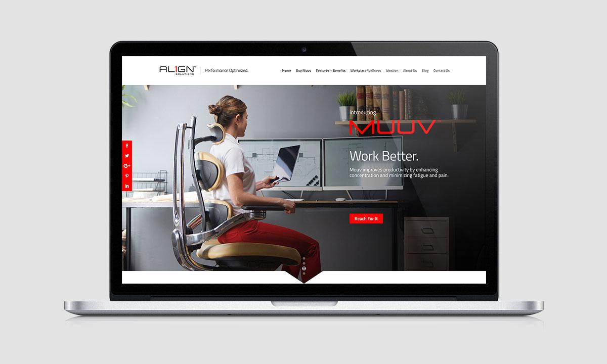 BCBD Align1 Solutions Website