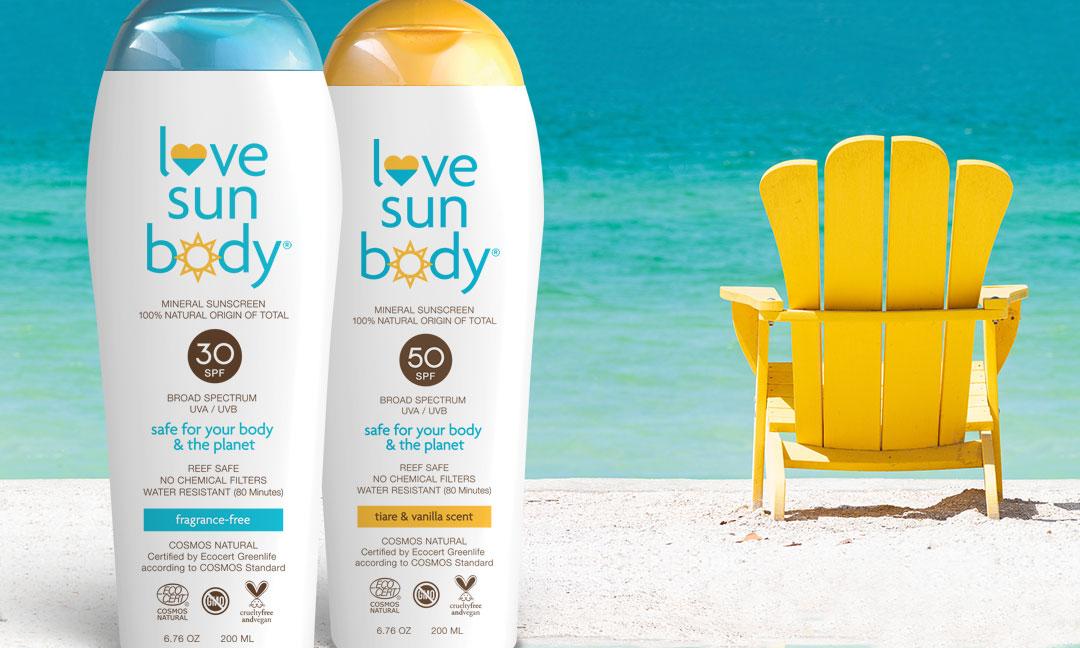 BCBD Love Sun Body